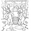 Easter 03 Coloring Page