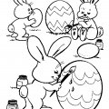 Easter 06 Coloring Page