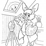 Easter 07 Coloring Page