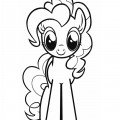 My Little Pony - Pinkie Pie 01 Coloring Page