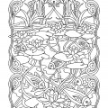 Fish 04 Coloring Page