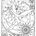 Tinkerbell 06 Coloring Page