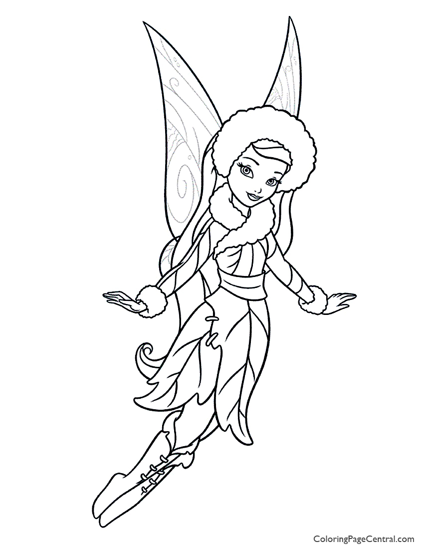 tinkerbell silvermist 01 coloring page coloring page bob the builder clip art animation Bob the Builder Skip