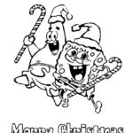 Spongebob Squarepants Coloring Page 06