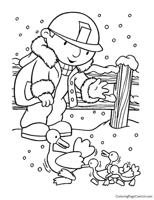 Bob the Builder Coloring Page 05