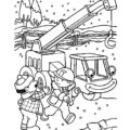 Bob the Builder Coloring Page 06