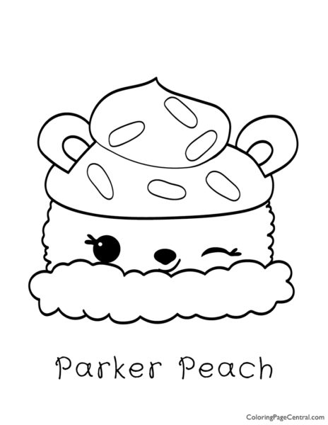 - Num Noms Coloring Page 03 Coloring Page Central