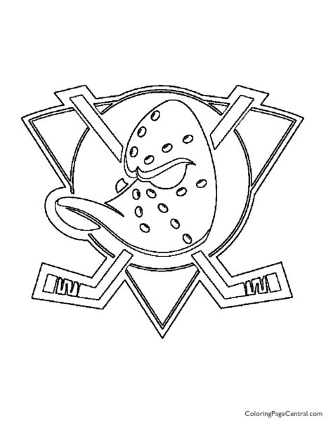 Free Nhl Coloring Pages, Download Free Clip Art, Free Clip Art on ... | 600x464