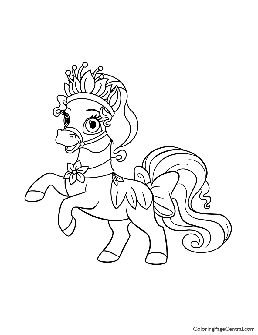 - Palace Pets Bayou Coloring Page Coloring Page Central