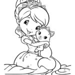 Strawberry Shortcake 06 Coloring Page